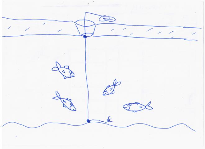 Хитрая зимняя снасть в глухозимье, когда рыба на мормышку не хочет брать