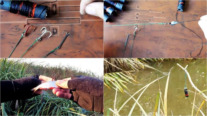 Опытный рыбак показал, как работает бесхитростная снасть-самоловка для щук, которая может выручить в разных ситуациях