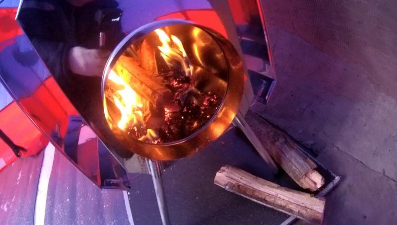 Почему походная печь не может быть универсальной?