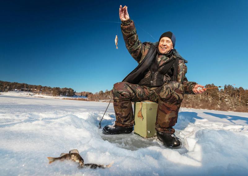Последний лед. Где искать в это время рыбу, как и на что успешно ловить?