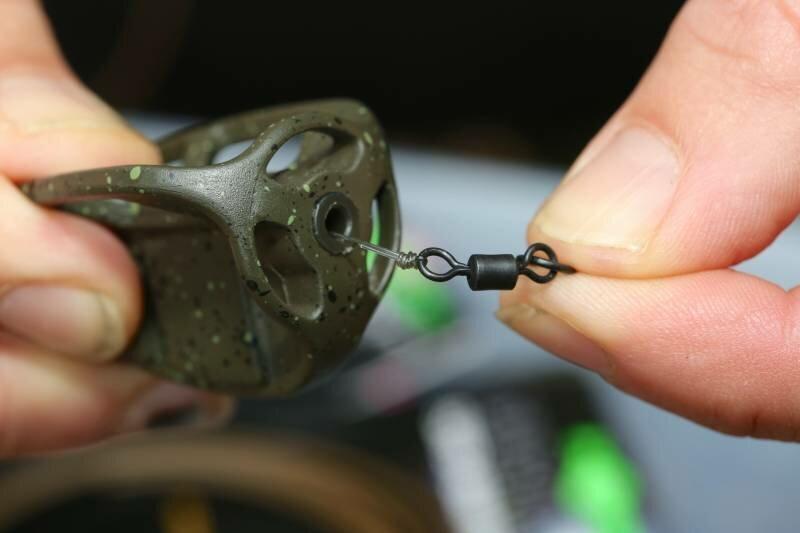 """Фидерный """"Метод"""" - особенности монтажа для ловли карпа, карася и другой рыбы"""
