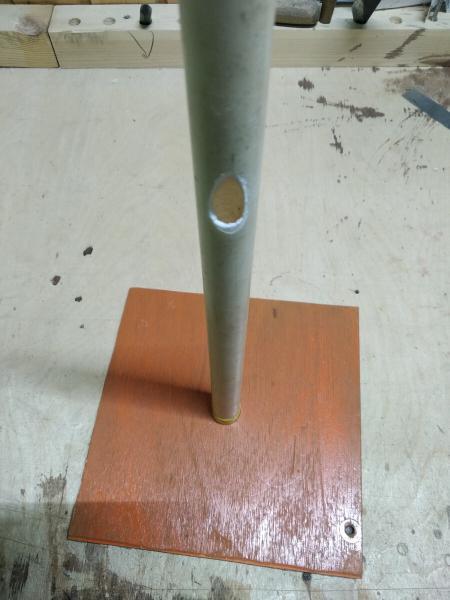 Изготовление высокой зимней жерлицы из полипропиленовой трубы.