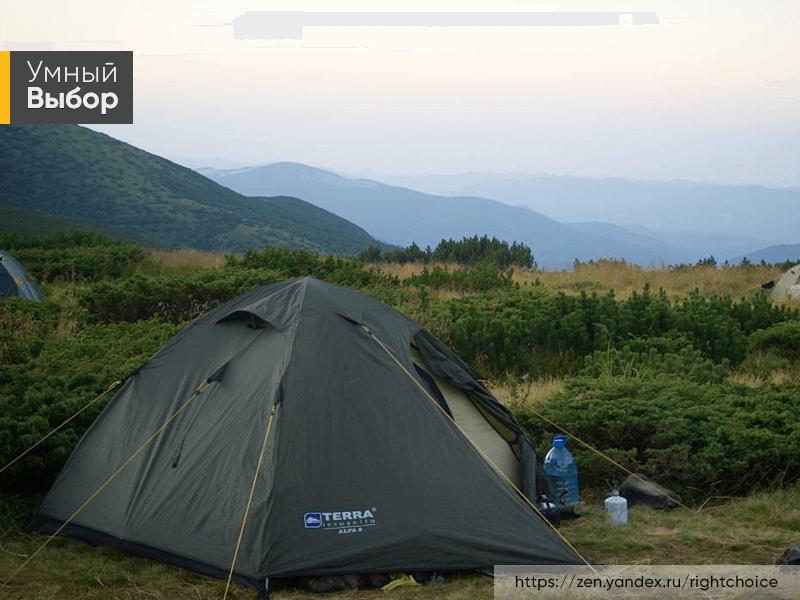 Как выбрать палатку для рыбалки и туризма: параметры зимних и летних моделей для отдыха на природе