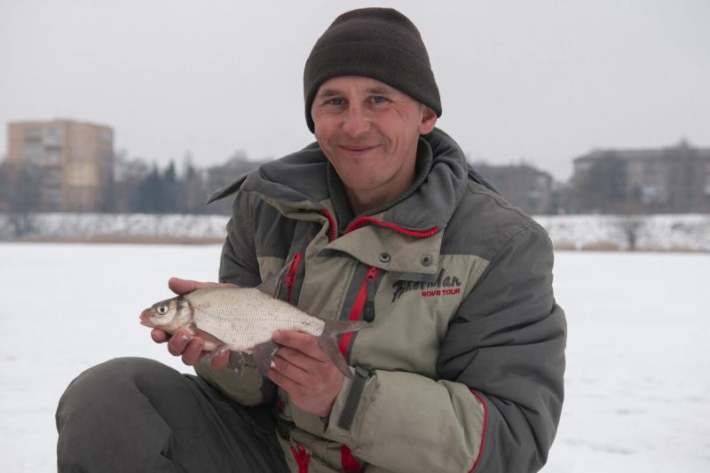 Ловись, рыбка! Любитель зимней рыбалки из Тамбова рассказал о своём увлечении