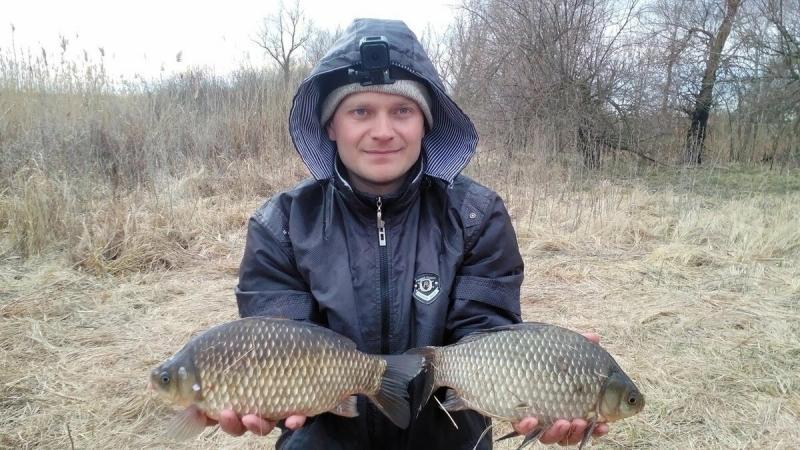 Ловля карася в апреле. Рабочие советы от опытных рыбаков.