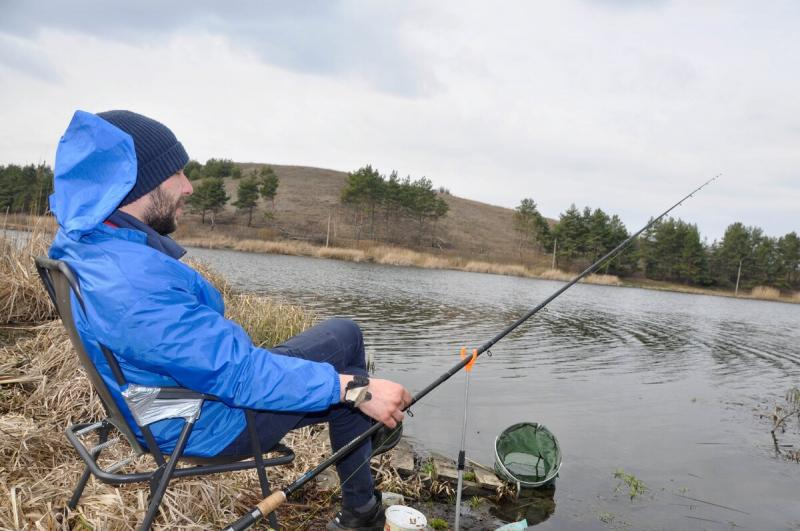 Лучшие места, прикорм и наживка для ловли на фидер весной