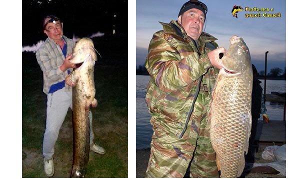 Не бывает на рыбалке случайностей! Бывают совпадения