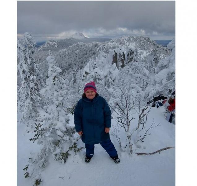 Однодневные зимние маршруты по Южному Уралу. Часть 1