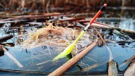Ошибка при выборе поплавка, которую допускают многие рыболовы