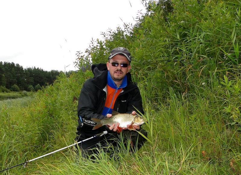 Речные рыбы, которых очень сложно поймать на спиннинг