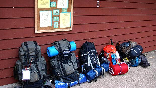 Выбираем рюкзак для непродолжительных походов и путешествий по заморским странам