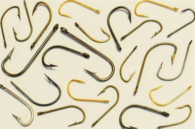Выбор крючка для рыбалки. По каким критериям его нужно выбирать