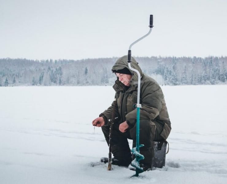 Добрый рыбак и хулиганка