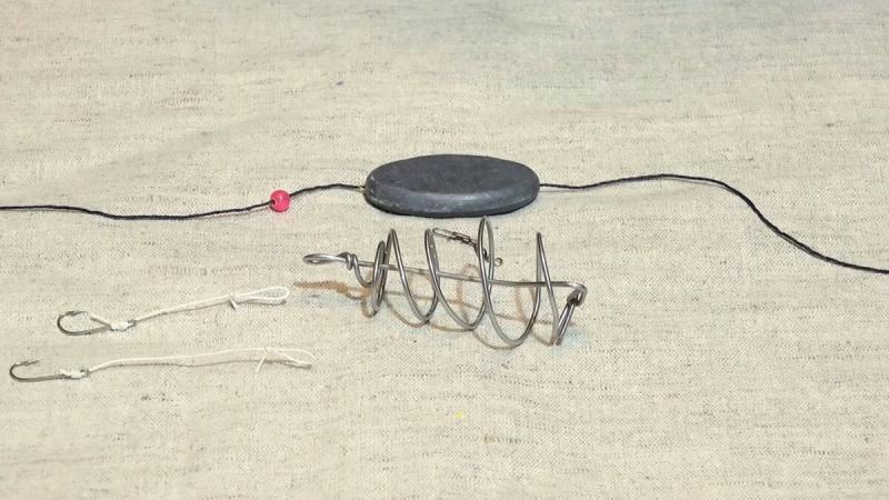 Донная снасть не теряет актуальность. Монтаж для ловли карася, карпа и леща
