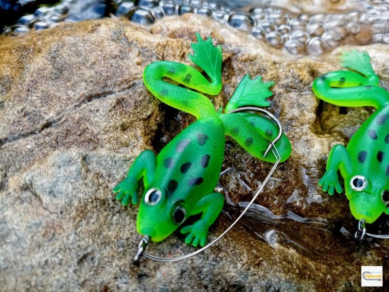 Лягушки-незацепляйки с Алиэкспресс.