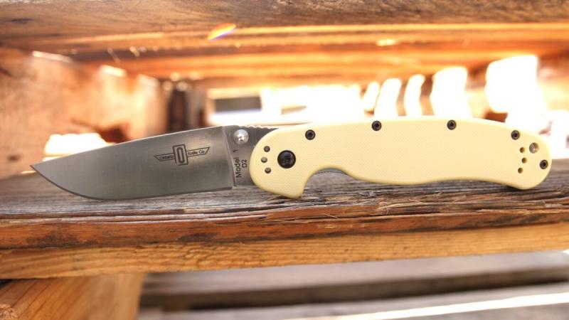 Лучшие складные ножи для похода, бушкрафта и выживания – 2