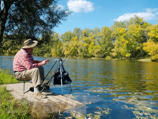 «Места знать надо»: рыбалка на водоеме