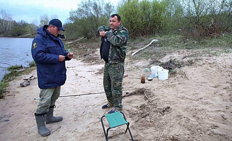 Почему рыбаки так не любят инспекторов рыбоохраны, а зря