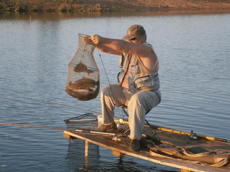 Самый большой рыболовный секрет при котором ваш садок будет полным