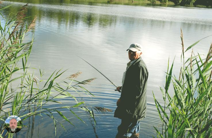 Как собрать рыбу на точке и удерживать ее там долгое время. Рассказываю о способе, которому меня научил мой дед