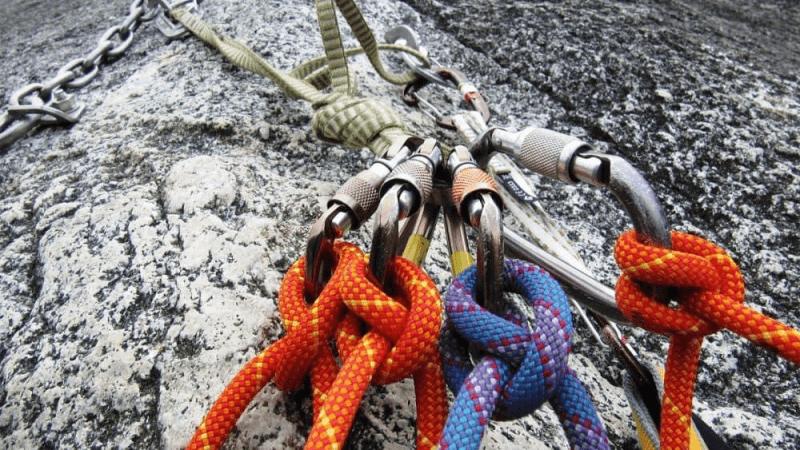 Основные узлы в альпинизме