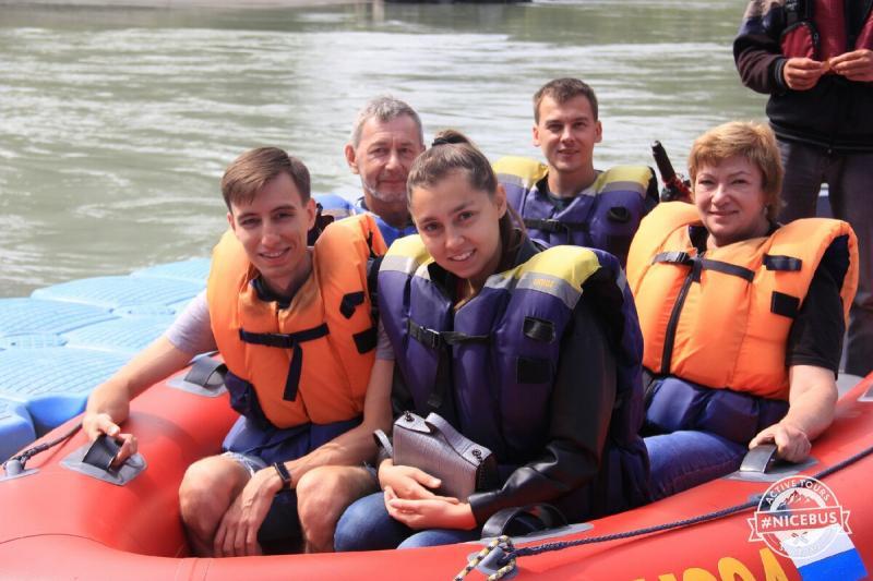 Лето на Алтае - это