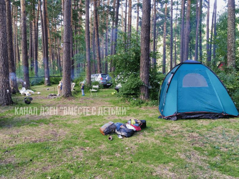 Надувная палатка: как я раньше жила без неё?