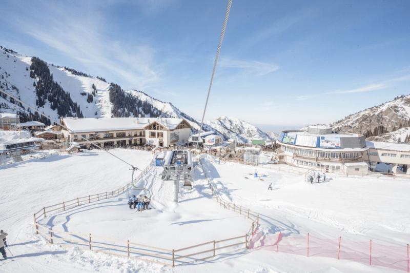 Обзор горнолыжного курорта Чимбулак