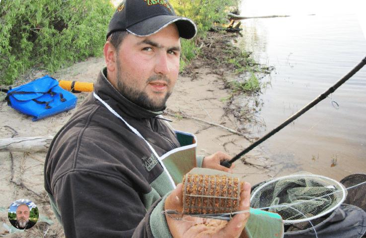 Варим пшенную кашу для рыбалки - простой и очень эффективный рецепт
