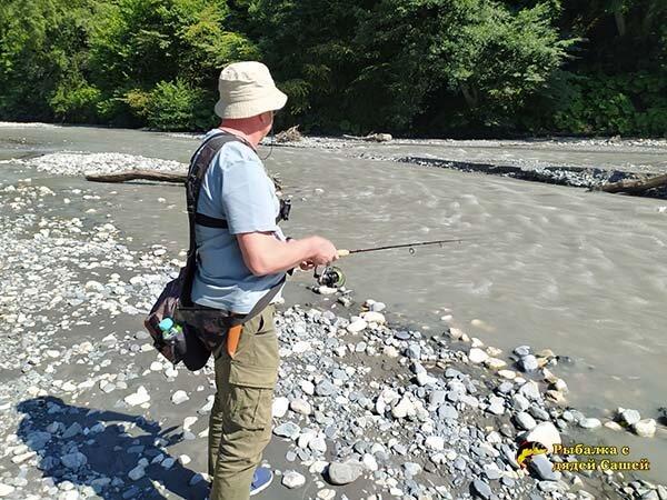 Идеальная суббота рыбака