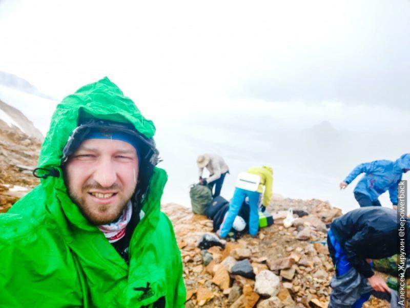 Как мы забирались на Эльбрус. Хроники восхождения. День 3