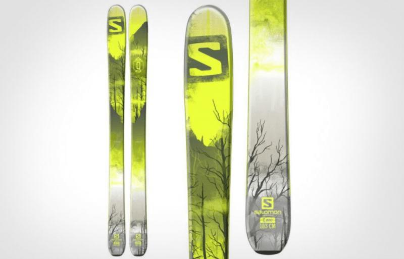 Как выбрать горные лыжи?
