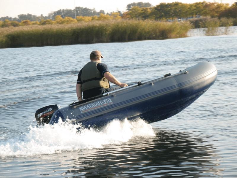 Накатная волна от лодки - ошибка многих рыбаков