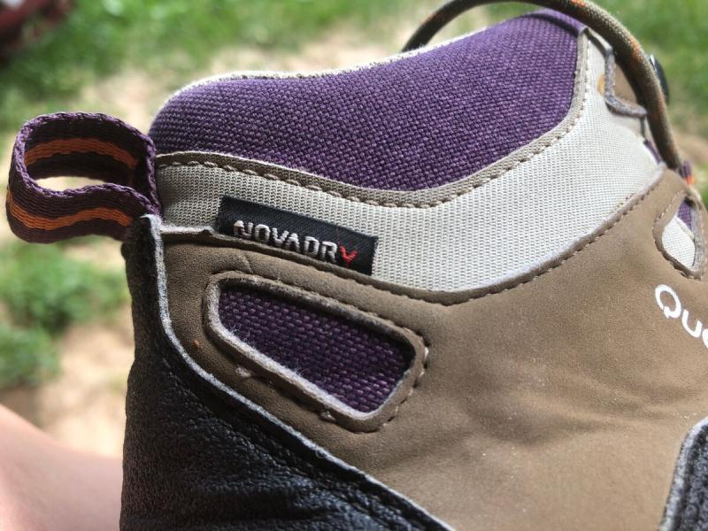 """Походные кроссовки, которые я уже несколько лет не могу """"убить"""""""