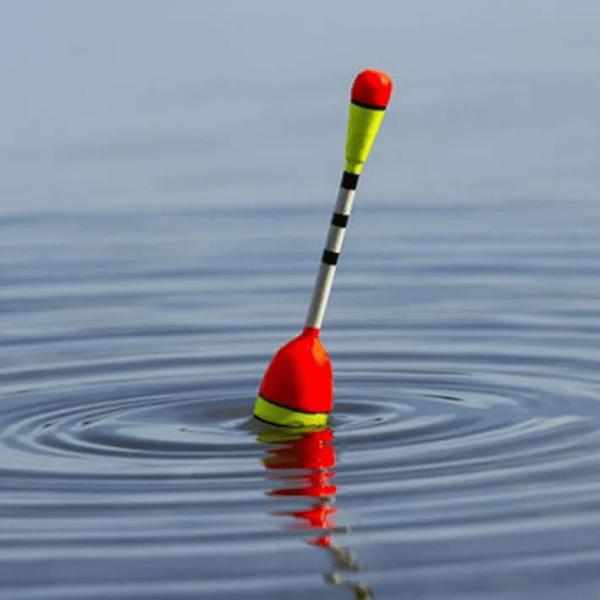 Способ, позволяющий ловить рыбу на поплавочную удочку в заросшем водоёме