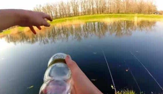 Бутылка-закидушка: рассказываю, как сделать уловистую, крепкую снасть на крупную рыбу своими руками