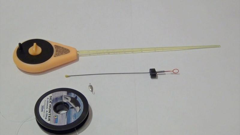 Готовимся к сезону зимней рыбалки. Как правильно собрать и оснастить зимнюю удочку