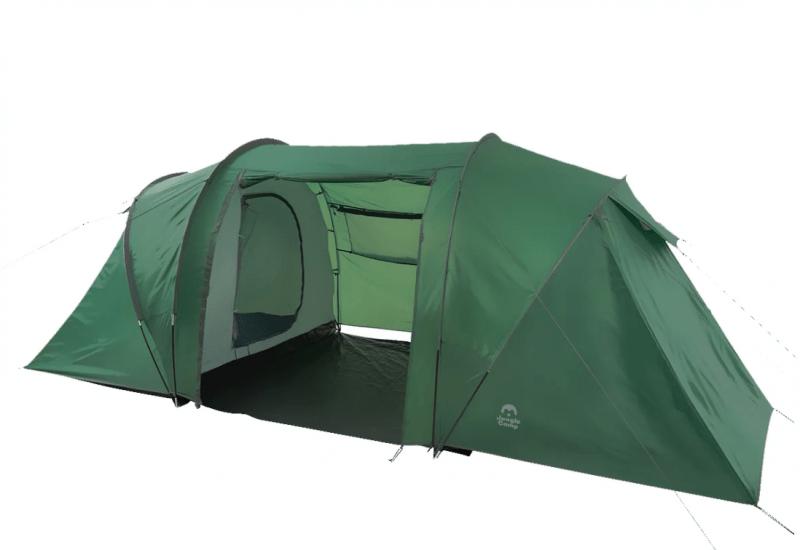 Идём в поход. Выбираем палатку.