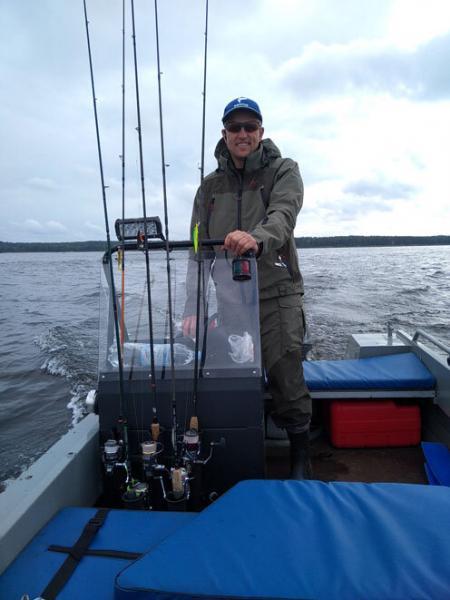 Карась, окунь и щука: рыбалки 05-06.09.2020