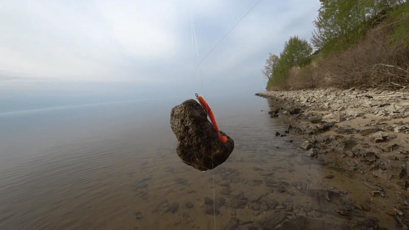 Судак на отводной поводок с воблером: рассказываем про оснастку и тактику ловли