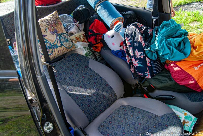 """В путешествиях сплю в машине длиной 3,5 метра: рассказываю свои """"секреты"""", чтобы с комфортом переночевать"""