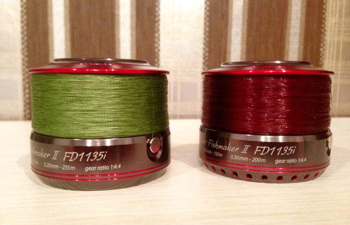 Что лучше плетенка или монофил? Девять факторов сравнения