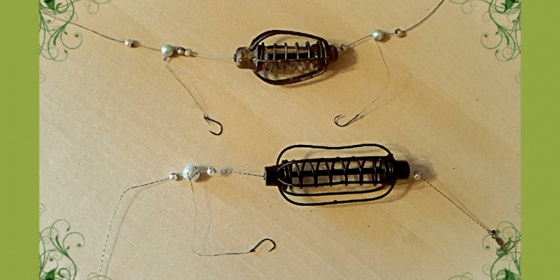 Использование бусин в фидерной оснастке