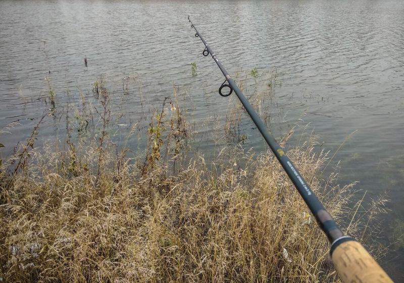 Как я сходил на рыбалку и ничего не поймал. Ждём открытия зимнего сезона