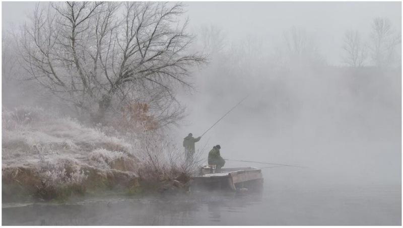 Календарь рыбака на ноябрь