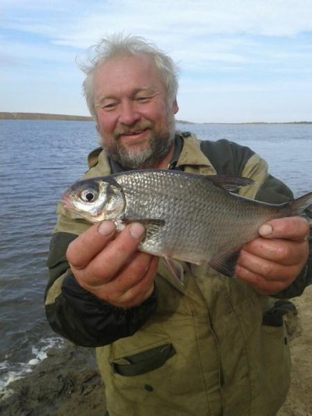 Насыщенные дни на рыбалке