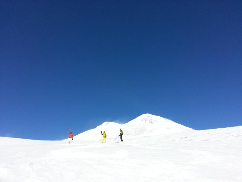 Обзор горнолыжного курорта Эльбрус