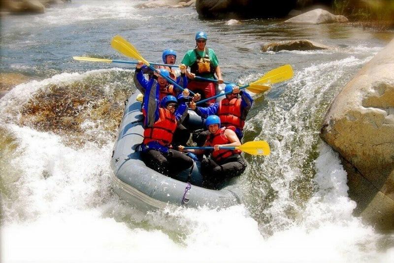 Водный туризм - поплаваем?