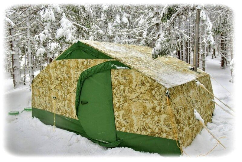 5 советов по выбору лучшей палатки для зимней рыбалки