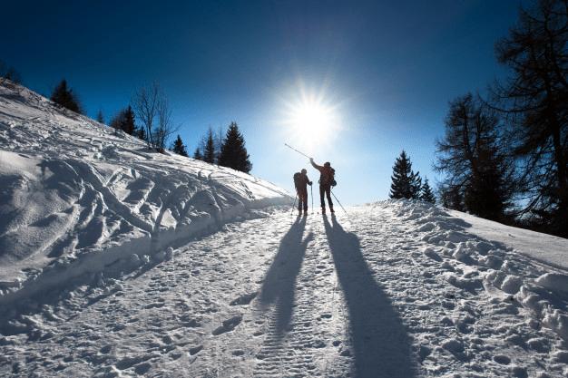 Активный горнолыжный отдых полезен всем